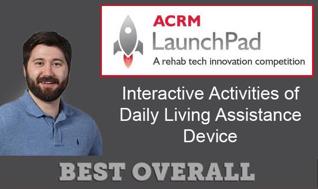 ACRM LaunchPad Winner 2020