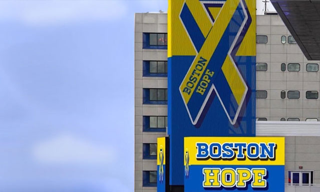 Photo: Exterior of Boston Hope Building