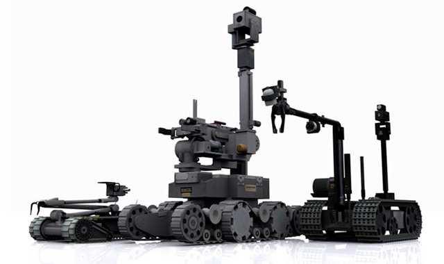 robotic equipment