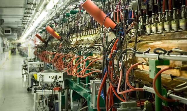 the Spallation Neutron Source at Oak Ridge National Lab