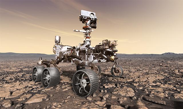 Mars Rover Blog