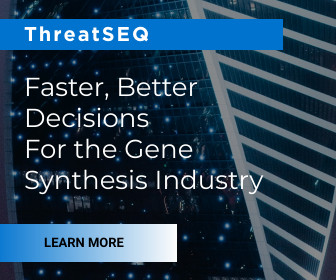 ThreatSEQ - Faster, Better Decisions For the Gene Synthesis Industry - Learn More