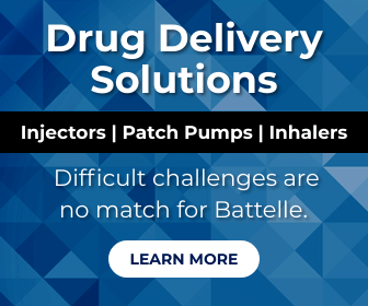 Inhalers - Injectors - Patch Pumps : Difficult challenges are no match for Battelle.