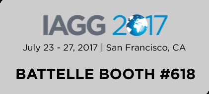 logo for IAGG 2017