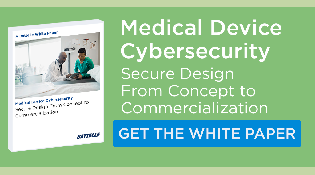 Download the Med Devices Cybersecurity Article