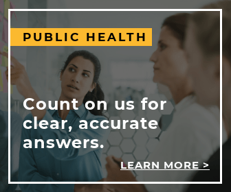 Count on us for clear, accurate answers. Learn more.