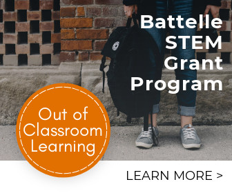 Learn more about the Battelle STEM Grant Program