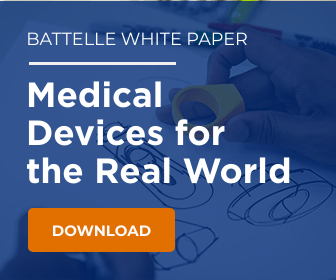 Photo: Medical Devices for the Real World White Paper call to action